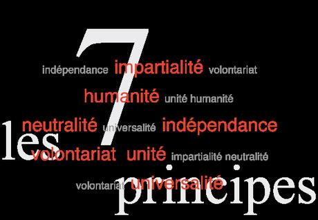 Croix-Rouge et Croissant-Rouge  : aussi une question de principes