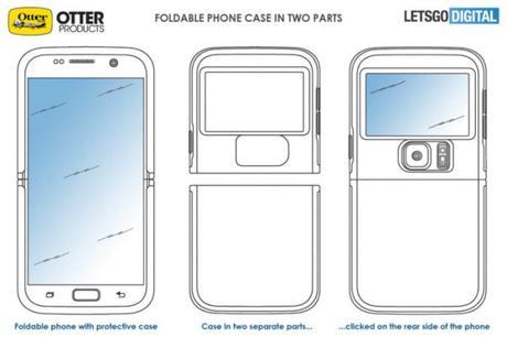 Des étuis pour smartphones pliables !