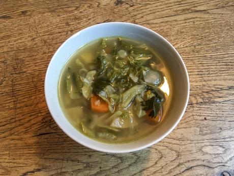 Réconfort d'automne – Ma petite soupe au chou