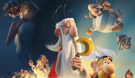 Nouvelle affiche pour Astérix - Le secret de la potion magique