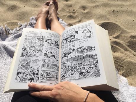 aklanoa blog lifestyle voyage lecture josephine baker bretagne cartel bande dessinée