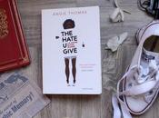 Hate Give Angie Thomas