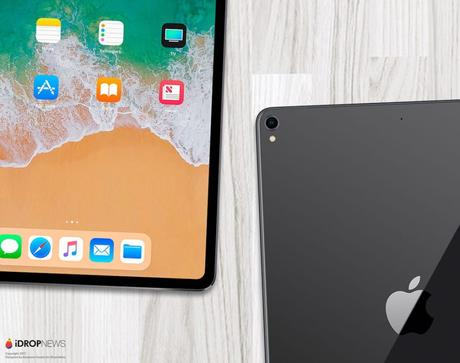 L'iPad Pro 2018 aurait bien un port USB-C au lieu du Lightning