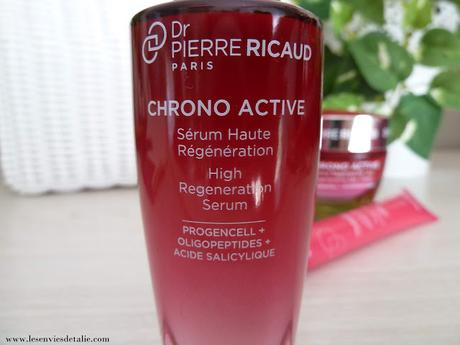 Gamme Chrono Active Dr Pierre Ricaud : mon avis !