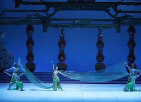 Casse-Noisette par le Ballet National de Chine à la Seine Musicale