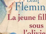 jeune fille sous l'olivier Leah Fleming