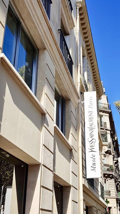 IDEE DE SORTIE A PARIS:LE MUSÉE YVES SAINT LAURENT