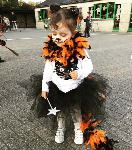 Deguisement Halloween Fait Maison