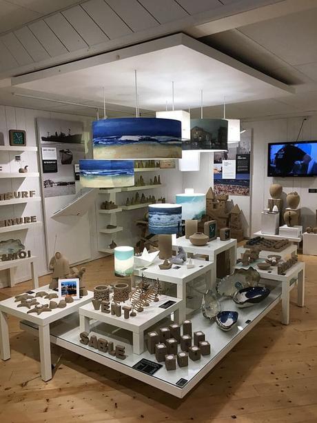 iles-de-la-madeleine atelier cotier