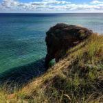 iles-de-la-madeleine falaise 3