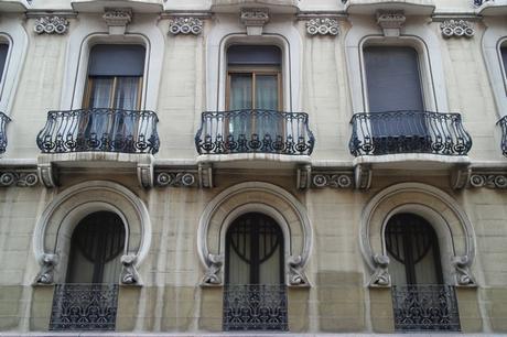 espagne saragosse art nouveau modernisme paseo sagasta casa retuerta