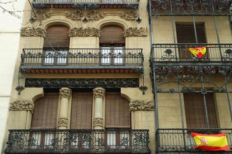 espagne saragosse art nouveau modernisme paseo sagasta casa juncosa
