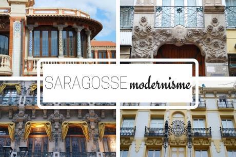 espagne saragosse art nouveau modernisme
