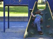 toboggan, divertissement pour enfants