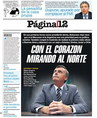 A peine élu, Bolsonaro casse déjà tout [Actu]