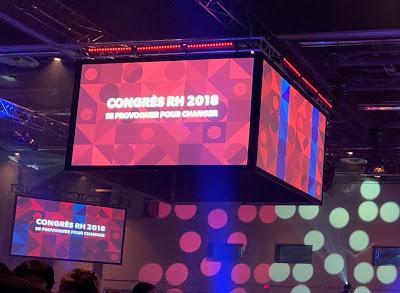 Congrès RH 2018 : se provoquer pour changer - 1