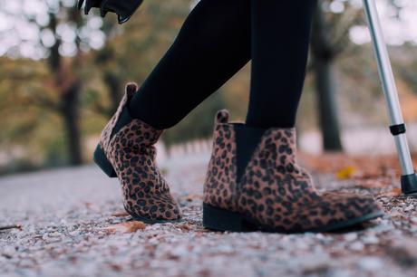 Les couleurs de l'automne & leopard touch'