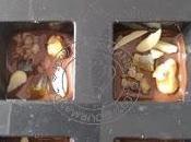 Mendiants dans mini cubes FLEXIPAN® INSPIRATION
