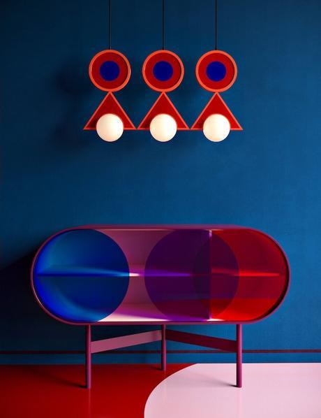 daria zinovatnaya blog déco clemaroundthecorner commode rangement couleurs ronds formes géometrique