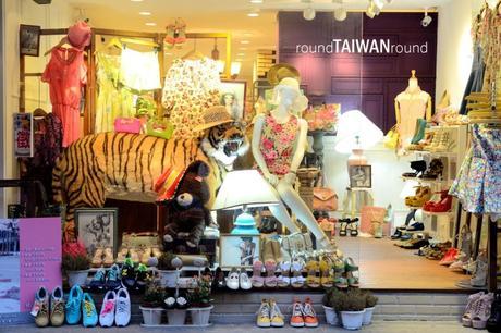 Zhongxiao Dunhua Shopping_Area