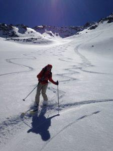 WE Initiation Ski de randonnée