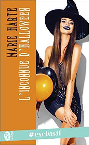 Mon avis sur L'inconnue d'Halloween de Marie Harte