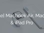 [Apple] Macbook Air, Mini iPad 2018 récapitulatif Keynote