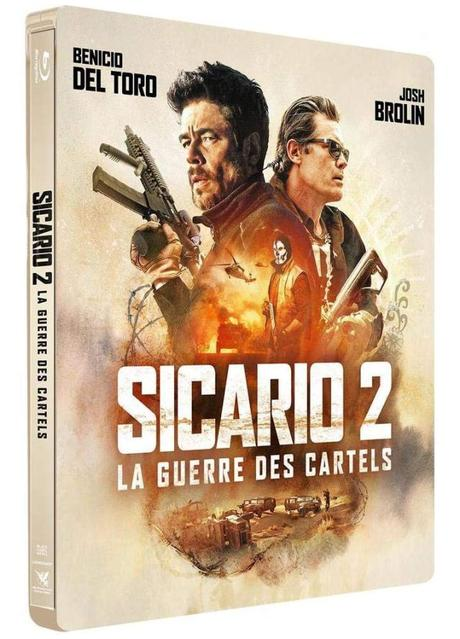 Critique Bluray: Sicario 2, la Guerre des Cartels