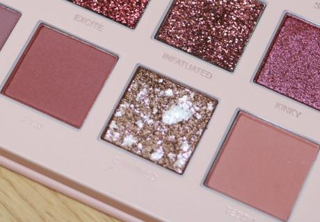 Revue: la palette « New Nude » d'Huda Beauty !