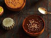 Tartelettes ganache chocolat pâte sarrasin