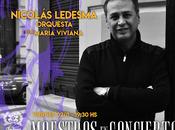 Nicolás Ledesma demain Palacio Carlos Gardel l'affiche]