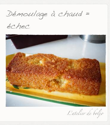 Cake marocain presque comme Sophie Dudemaine