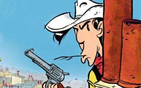 «Un cow-boy à Paris», le nouveau Lucky Luke sort aujourd'hui
