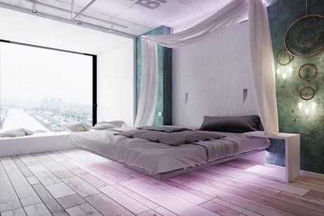 L'incroyable décoration girly de cet appartement de Kiev