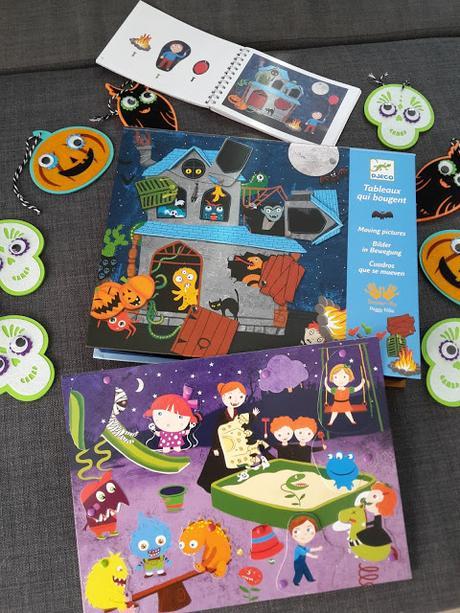 [ACTIVITES] Halloween 2018 : loisirs enfants, diy, fabrication, cahiers d'activités, lectures