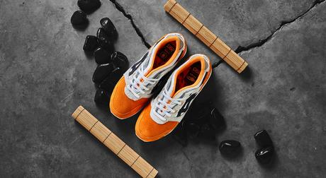 Gel Lyte 3 Orange Koi