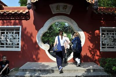 Hengshan, le grand temple de Nanyue Damio