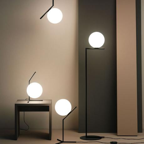 lampe boule salon pied suspension luminaire suspendu design clemaroundthecorner blog déco
