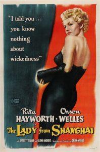 Culte du dimanche : La Dame de Shanghai d'Orson Welles