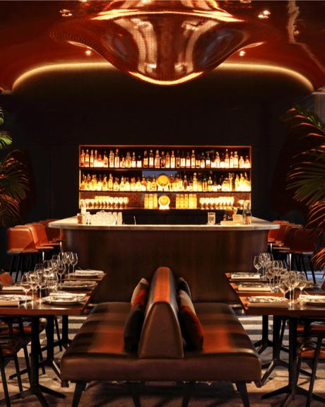 L'hôtel Les Bains se réinvente cette année avec un nouveau restaurant ROXO – Dès le 5 Novembre
