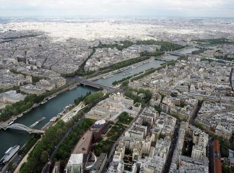 Tour Eiffel Le troisième étage