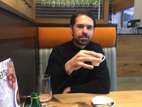Un tête-à-tête magique au Scores avec Félix Dyotte