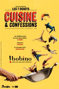 Cuisine et confessions à ! Bobino