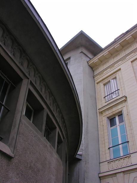 La poste, rue Cérès.