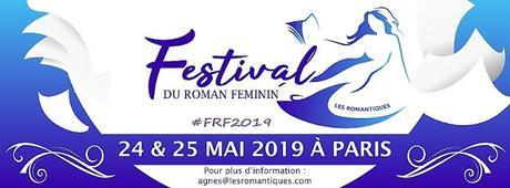Le point sur le Festival du Roman Féminin 2019