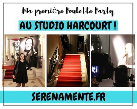 Ma première Poulette Party au Studio Harcourt : une soirée d'exception !