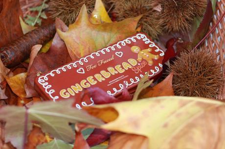 La palette «Gingerbread Spice» de Too Faced !