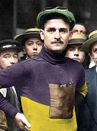 J'étais François Faber, champion cycliste et légionnaire… (Vol.1)