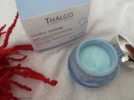 Source Marine de Thalgo, au secours de ma peau déshydratée