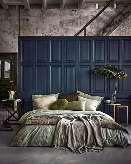 Project Inside / 10 chambres cosy en vert /